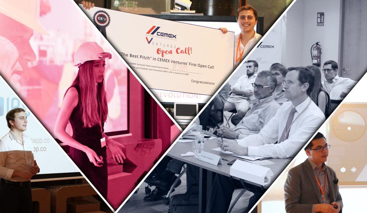 CEMEX Ventures Open Call 2017