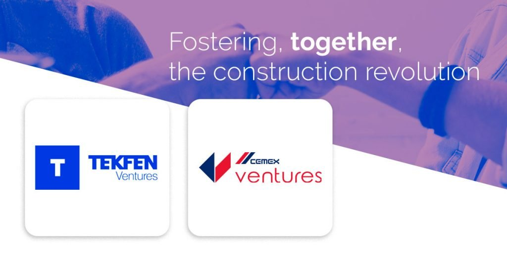 CEMEX Ventures partners with TEKFEN